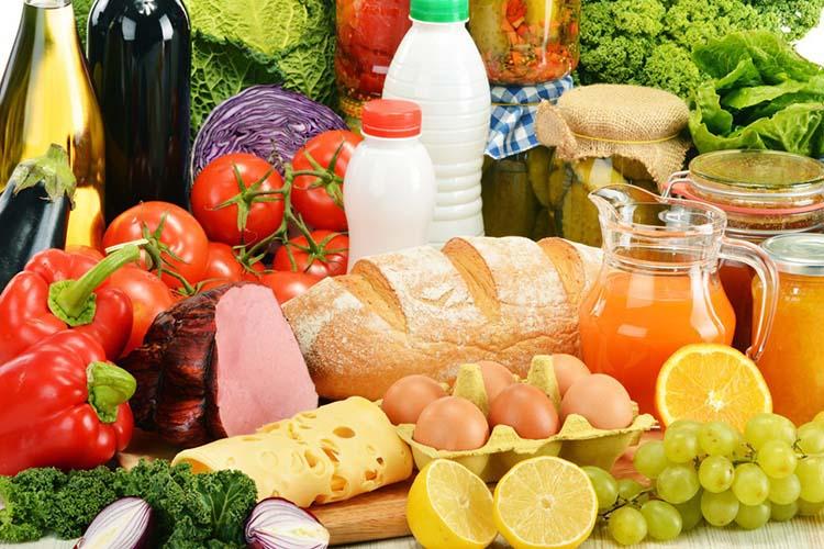 Продукты питания в РФ в январе-октябре дорожали в 1.3 раза медленнее чем в ЕС