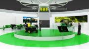 John Deere представила секцию «Технологии будущего» на выставке AGRITECHNICA 2019