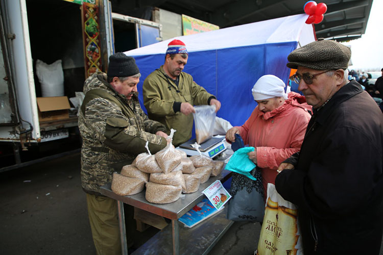 Минсельхозпрод Татарстана Благодаря принятым мерам рост цен на гречневую крупу удалось сдержать