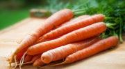 Почему морковь поменяла свой цвет с фиолетового на оранжевый?