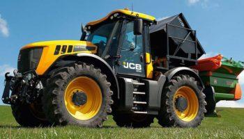 «Сельскохозяйственник» JCB 3230 XTRA