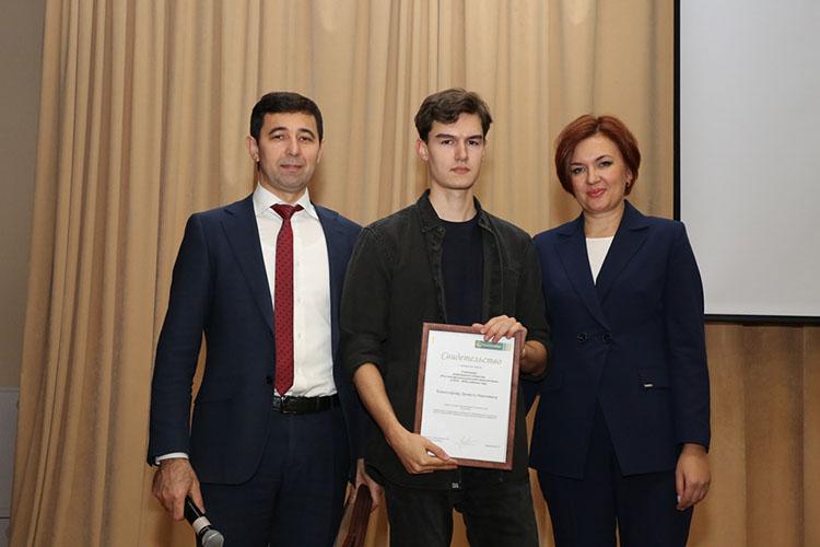 В Татарстане лучшие студенты аграрных вузов получили именные ведомственные стипендии