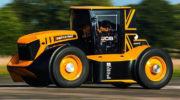 1000-сильный трактор разогнался до 241 километра в час
