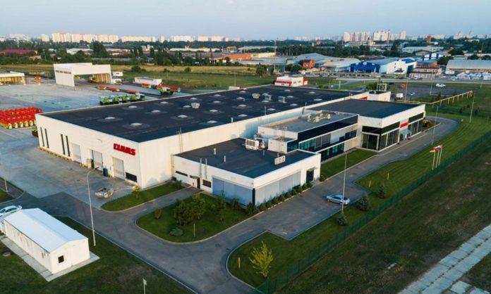 Ежегодная встреча ао «Росагролизинг» с поставщиками пройдет на заводе «КЛААС» в краснодаре