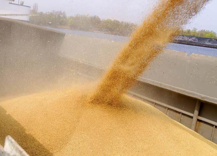 Photo of Из порта Крыма в Сирию отправят 250 тыс. тонн зерна