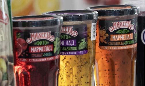 Компания «Эссен Продакшн АГ» запустила в производство новый продукт с натуральным соком, полезными травами и суперфудами – фитомармелад