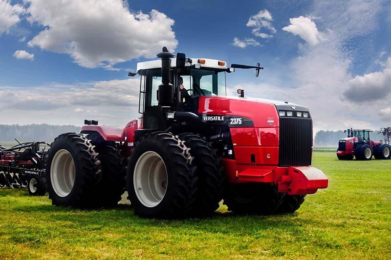 10 российских тракторов наши поля наши машины