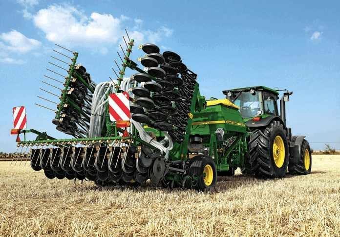 Компенсация части затрат на сельхозтехнику – направление господдержки