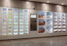 В Великобритании вендинг автоматы со свежими продуктами демонстрируют рост продаж