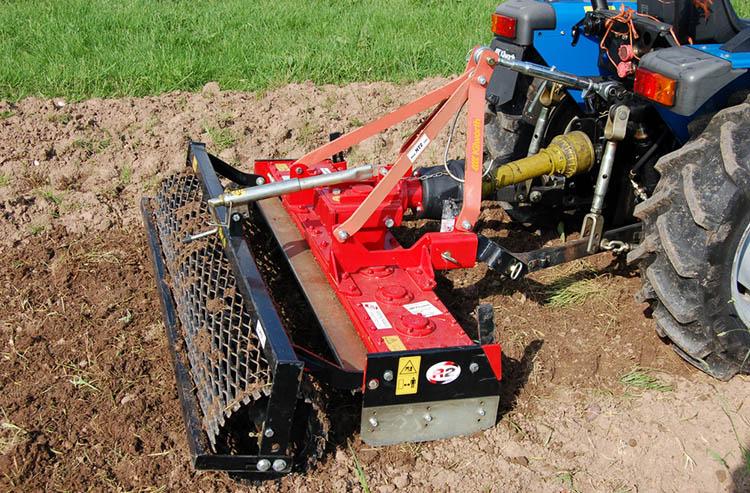 Мульчер ротоватор для измельчения корней — принцип работы, производительность и обзор популярных моделей для МТЗ