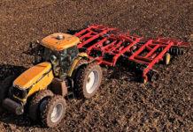 Борона дисковая тяжелая для проведения сельскохозяйственных работ на запущенных и пропаханных землях