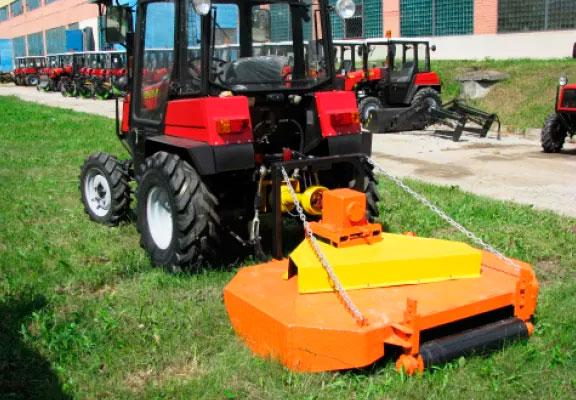 Косилка КРС 1,7 с мини-трактором