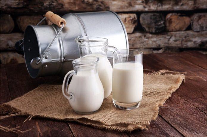 Объем реализации молока в сельхозорганизациях вырос на 7,3%