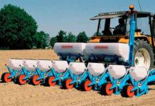 Сельскохозяйственные сеялки компании Monosem