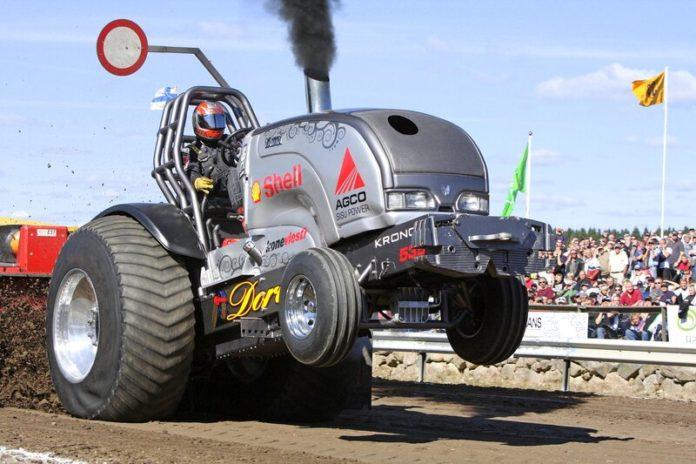 Трактор-пуллинг — экзотический автоспорт