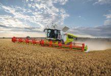 Claas в «битву за урожай» вступает lexion нового поколения