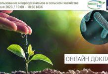 Использование микроорганизмов в сельском хозяйстве