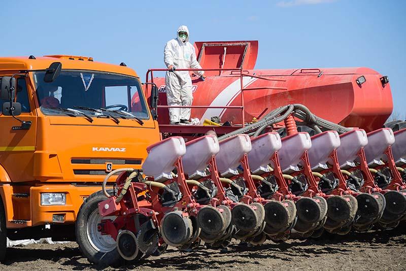 Photo of Минсельхоз: Ряд регионов не выполняет планы по экспорту продукции АПК