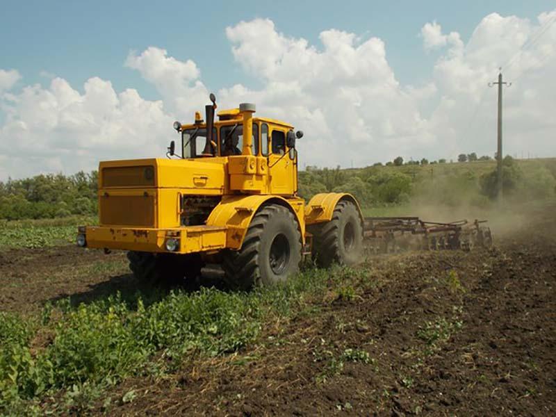 Применение тракторов «Кировец»