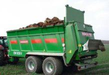 Сельхозтехника Bergmann разбрасыватели удобрений силосовозы 2