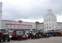 Семейство тракторов Беларус