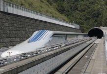 Строительство трассы самых скоростных поездов в мире в Японии оказалось на грани срыва