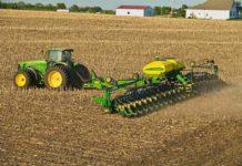 Зерновые сеялки John Deere