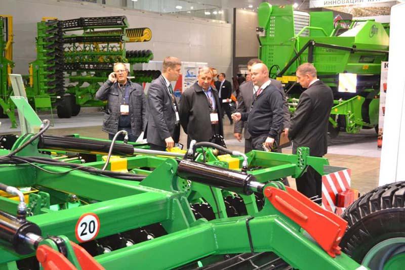 Алтайский завод начал поставки сельхозтехники в Австрию
