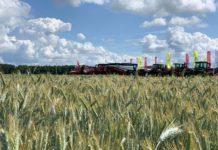 Ассоциация «Росспецмаш» организовала экспозицию производителей сельхозтехники на Всероссийском дне поля
