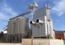 Циклическая зерносушилка STRAHL 1011 AR