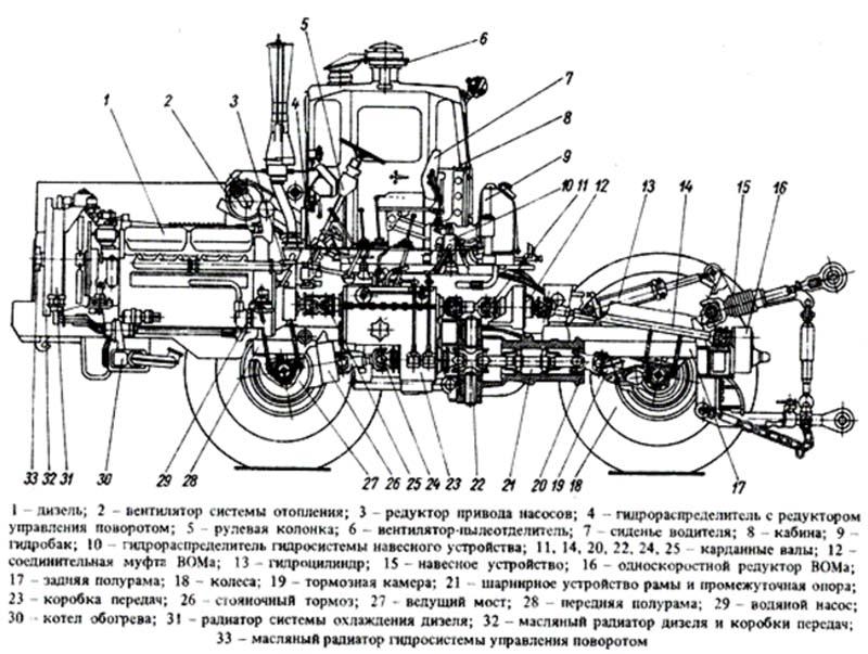 к-701-схема