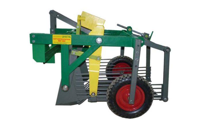 Картофелекопатель для трактора КВГ-500
