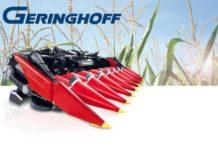Кукурузные жатки Geringhoff (Герингхофф) ROTA DISC подающие и переминающие вальцы, вал с дисковыми ножами