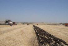 Пожарная обстановка на полях Ставрополья уничтожено 445 га зерновых