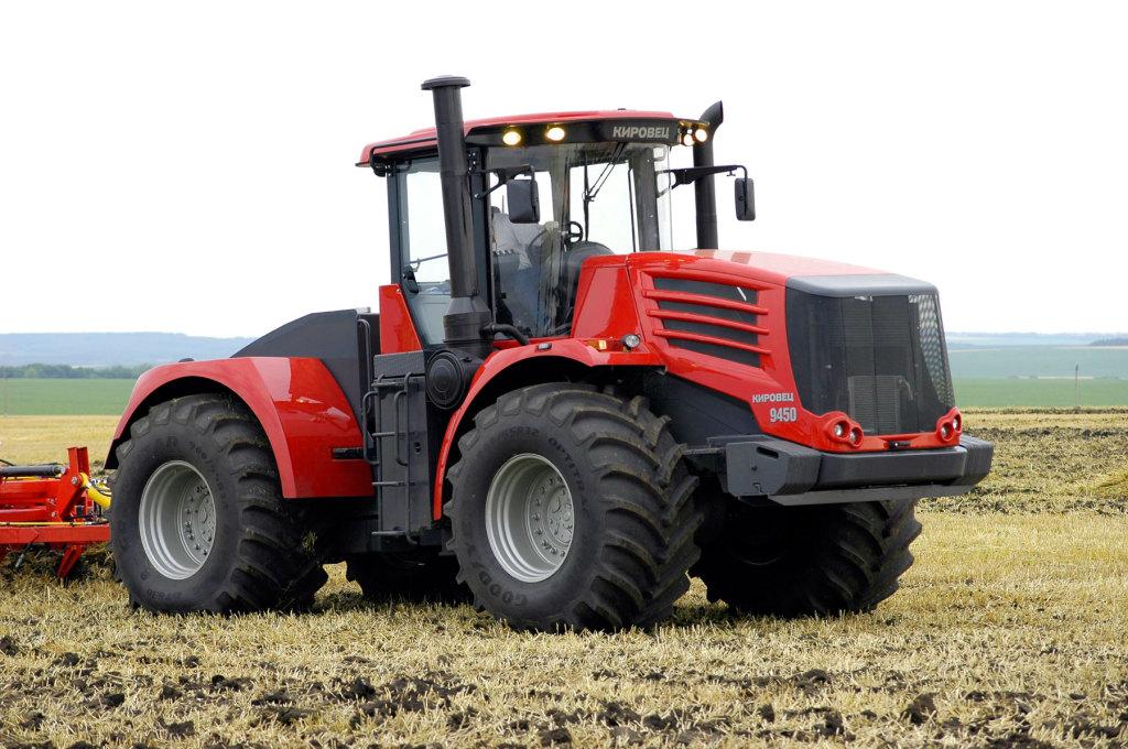 Тракторы «Кировец»