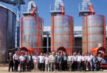 Стационарная зерносушилка PRT250 FE