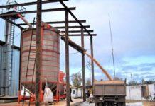 Стационарная зерносушилка PRT400 FE