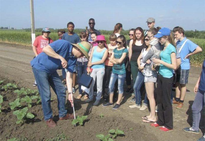 Студенты ДонГАУ смогут практиковаться на лучших агропредприятиях Ростовской области