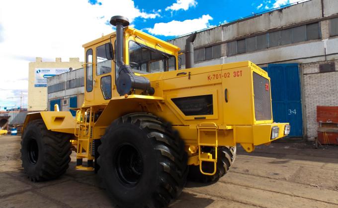 Трактор Кировец К-701-технические характеристики