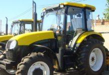 Трактор ЛМЗ-704