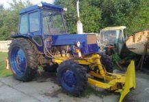 Трактор ЛТЗ-55 технические характеристики