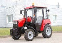 Трактор МТЗ 320