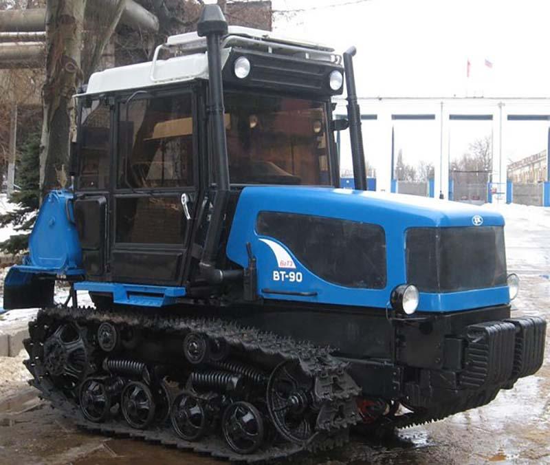Трактор ВТ-90 технические характеристики