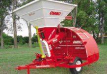 Упаковщики сухого зерна OMBU