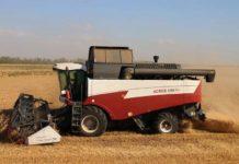 Зерноуборочный комбайн ACROS 590 PLUS