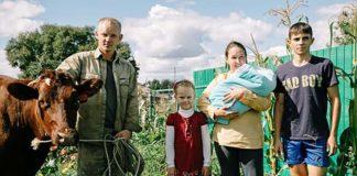 «Это все гены!»: многодетная семья Кустовых из Гродекова решила создать ферму
