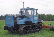 Гусеничный трактор ХТЗ 150 05 09