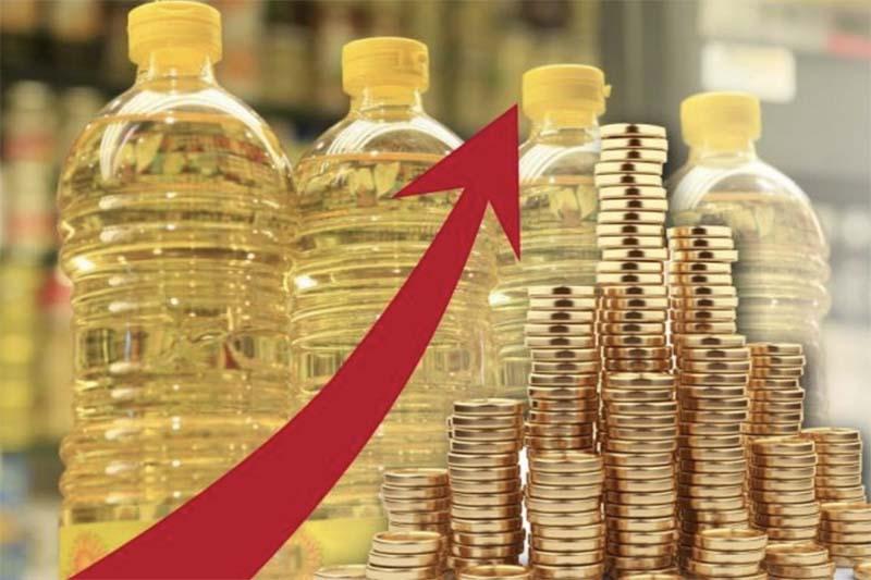 Цена на растительное масло стремительно растет вверх