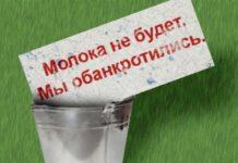 Лидирующее молочное предприятие Брянской области может стать банкротом