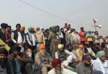 Фермеры Индии протестуют против новых сельскохозяйственных законов в стране
